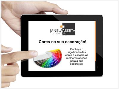 E-book: Cores para sua decoração